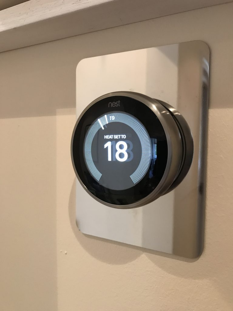 Nest Thermostat Quick Demo Video